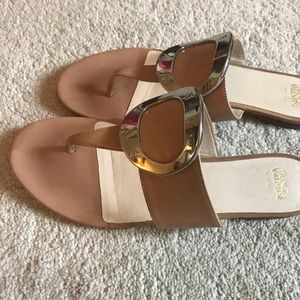 Frances Valentine sandals like new😍